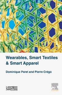 Cover Wearables, Smart Textiles & Smart Apparel