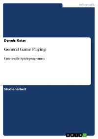 Cover General Game Playing