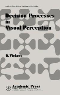 Cover Decision Processes in Visual Perception