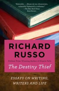 Cover Destiny Thief