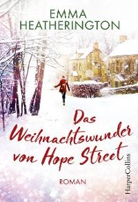 Cover Das Weihnachtswunder von Hope Street