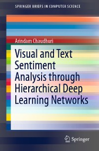 Cover Visual and Text Sentiment Analysis through Hierarchical Deep Learning Networks
