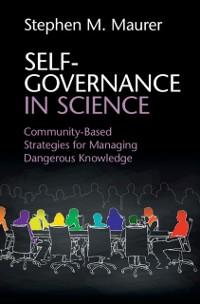Cover Self-Governance in Science
