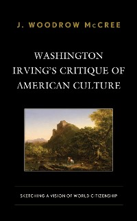 Cover Washington Irving's Critique of American Culture