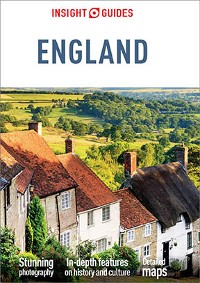 Cover Insight Guides England (Travel Guide eBook)