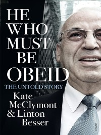Cover He Who Must Be Obeid