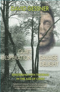 Cover Quiet Desperation, Savage Delight