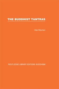 Cover Buddhist Tantras