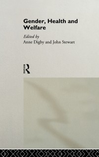 Cover Gender, Health and Welfare
