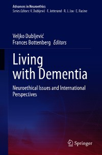 Cover Living with Dementia