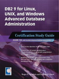 Cover DB2 9 for Linux, UNIX, and Windows Advanced Database Administration Certification