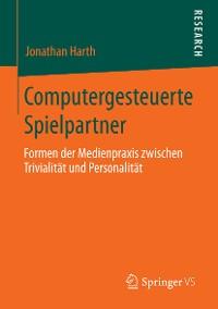 Cover Computergesteuerte Spielpartner