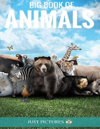 Cover Big Book of Animals