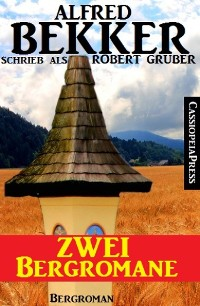 Cover Zwei Bergromane