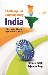 Cover Challenges of Contemporary India