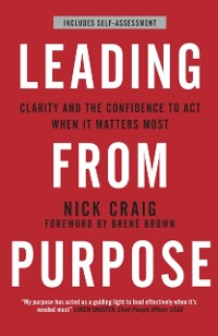 Cover Leading from Purpose
