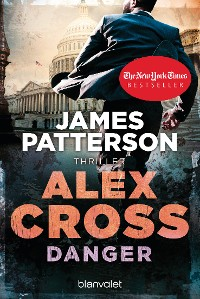 Cover Danger - Alex Cross 25