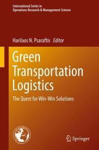 Cover Green Transportation Logistics
