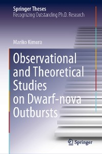Cover Observational and Theoretical Studies on Dwarf-nova Outbursts