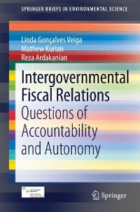 Cover Intergovernmental Fiscal Relations
