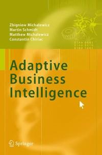 Cover Adaptive Business Intelligence
