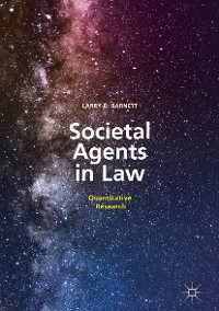 Cover Societal Agents in Law