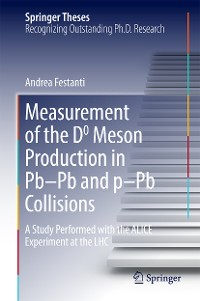 Cover Measurement of the D0 Meson Production in Pb–Pb and p–Pb Collisions