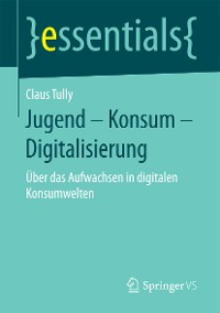 Cover Jugend – Konsum – Digitalisierung