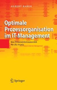 Cover Optimale Prozessorganisation im IT-Management