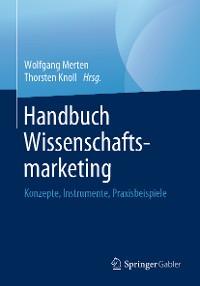 Cover Handbuch Wissenschaftsmarketing