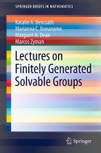 Cover Lectures on Finitely Generated Solvable Groups