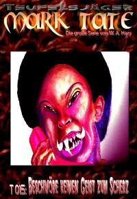 Cover TEUFELSJÄGER 015: Beschwöre keinen Geist zum Scherz