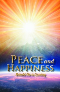 Cover Peace and Happiness