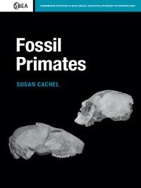 Cover Fossil Primates