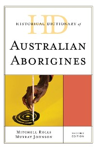 Cover Historical Dictionary of Australian Aborigines