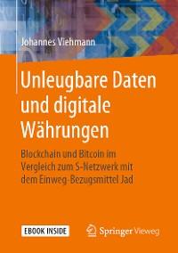 Cover Unleugbare Daten und digitale Währungen