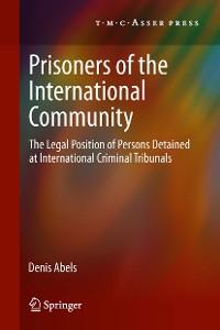 Cover Prisoners of the International Community