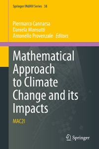 Cover Mathematical Approach to Climate Change and its Impacts