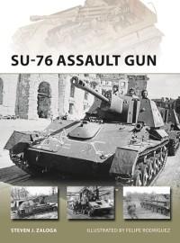 Cover SU-76 Assault Gun