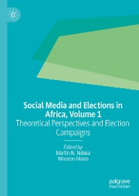Cover Social Media and Elections in Africa, Volume 1