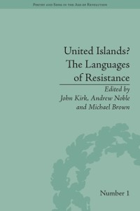 Cover United Islands? The Languages of Resistance