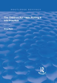 Cover Children Act 1989
