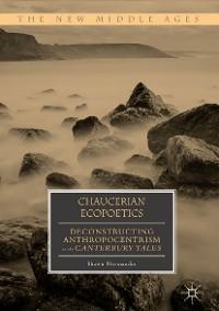 Cover Chaucerian Ecopoetics