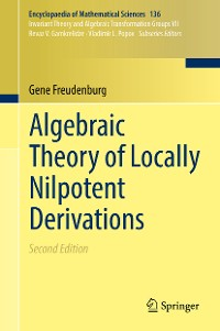 Cover Algebraic Theory of Locally Nilpotent Derivations