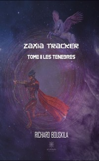 Cover Zaxia Tracker - Tome II