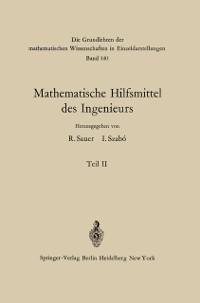 Cover Mathematische Hilfsmittel des Ingenieurs