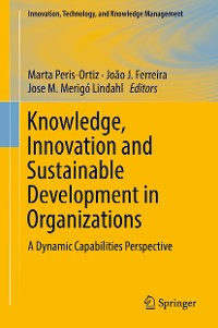 Cover Knowledge, Innovation and Sustainable Development in Organizations