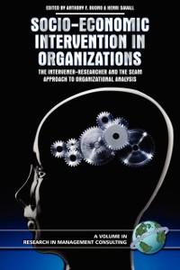 Cover SocioEconomic Intervention in Organizations