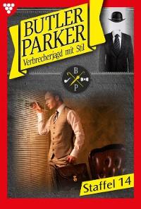 Cover Butler Parker Staffel 14 – Kriminalroman