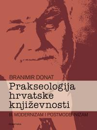 Cover Prakseologija hrvatske književnosti - Knjiga III.